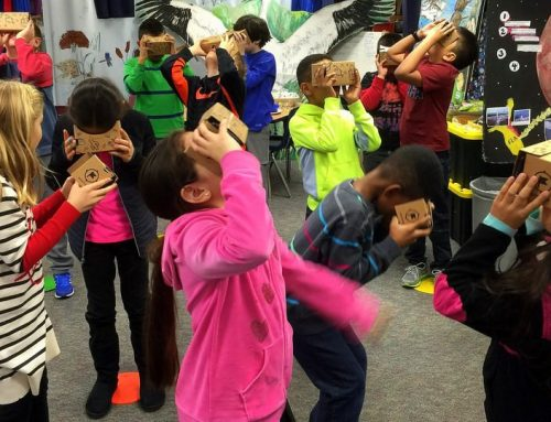 Virtual Reality – A New Dimension in Learning